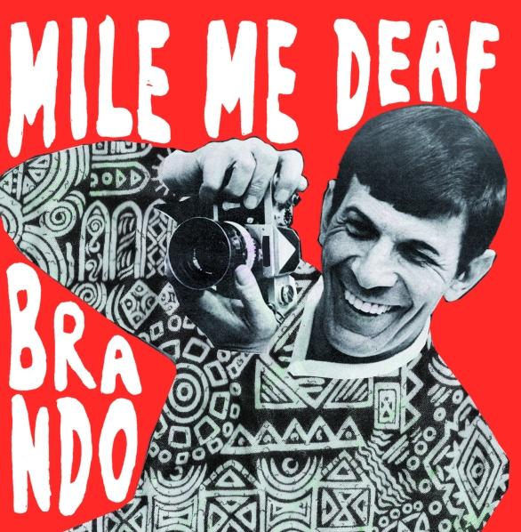 Brando EP Front